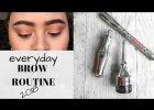 BROW ROUTINE FT BENEFIT COSMETICS | VIVID VALENINE