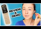 Revlon Colorstay foundation - Review & Demo