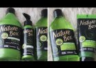 Hair Wash Day with Nature Box Products  Nature Box Avocado Range Review