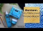 Neutrogena Hydro Boost Range Review | #AlwaysBounceBackSA