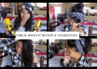 L'Oreal Paris Boost It Pro Mousse & Hairspray Review & 4 x Hairstyle Ideas x Beauty Bulletin