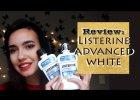 Listerine Advanced White Review | #2WeeksWhiterTeeth