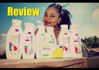 Johnson's New Vita-Rich Body Care Products || Veda Day 18