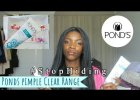 #StopHiding - Ponds Pimple Clear Range | Latifah X