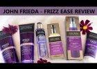 John Frieda Frizz Ease Review