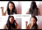 4 x Easy Braid Hairstyles | Babyliss Twist Secret Review & Demo