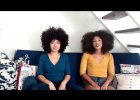 3 Ways to get volume in natural hair | 3c 4a hair // Robyn Ruth Thomas