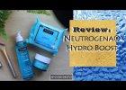 Neutrogena Hydro Boost Range Review | #AlwaysBounceBackSA