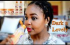 New Dark n Lovely Au Naturale Review - For Natural Hair || 03 Oct 2016 || Mommy and Baby Approved