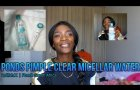 #StopHiding Ponds Pimple Clear Micellar Water Review - Reviews   Latifah X