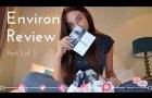 Environ Skin Care   Beauty Bulletin Review   Facial   Part 3 of 3
