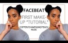 "My First Make up ""tutorial""