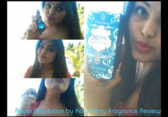 Royal Revolution By Katy Perry Fragrance Review by BeautyDivaNaz