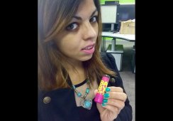 {Review} Maybelline Babylips Pink Punch