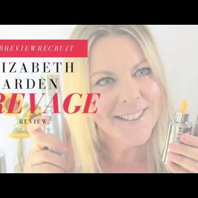 BBReviewRecruit Elizabeth Arden Prevage With Beauty Bulletin - The Blessed Barrenness