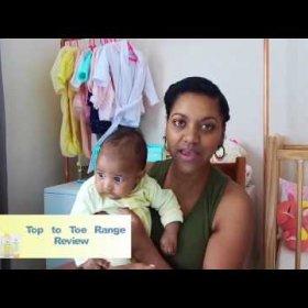 Product review: Johnson's Top-to-toe Range #Johnsonsbestformoisture