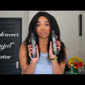 Undercover Shampoo and Conditioner Review